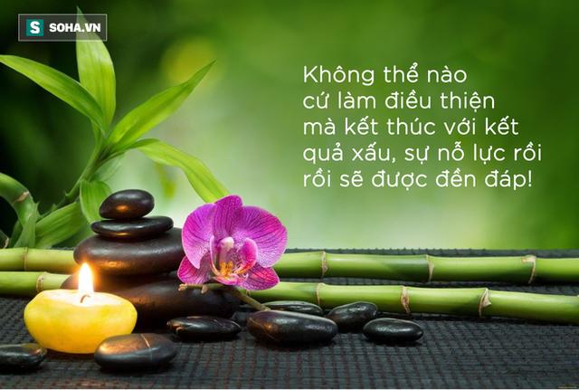 Muốn bố được lên thiên đường, con trai đến tìm Đức Phật rồi được Ngài bảo ra chợ mua 2 thứ - Ảnh 4.