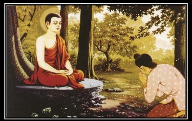 Muốn bố được lên thiên đường, con trai đến tìm Đức Phật rồi được Ngài bảo ra chợ mua 2 thứ - Ảnh 1.
