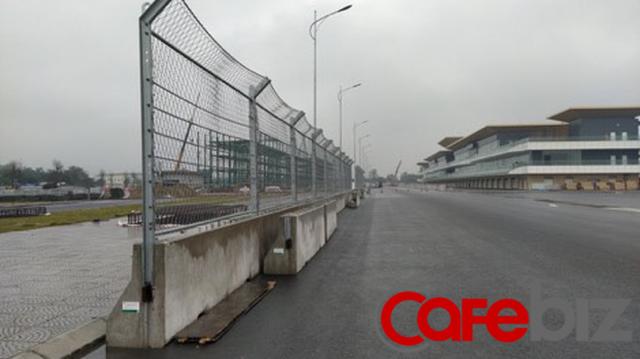 Toàn cảnh đường đua F1 Hà Nội đang hoàn thiện: Tốc độ thi công thần tốc, khiến Giám đốc F1 Michael Masi cũng phải bất ngờ - Ảnh 5.