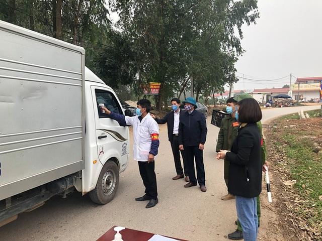Các điều cấm phục vụ cách ly xã Sơn Lôi hơn 10.000 người dân ở Vĩnh Phúc - Ảnh 2.