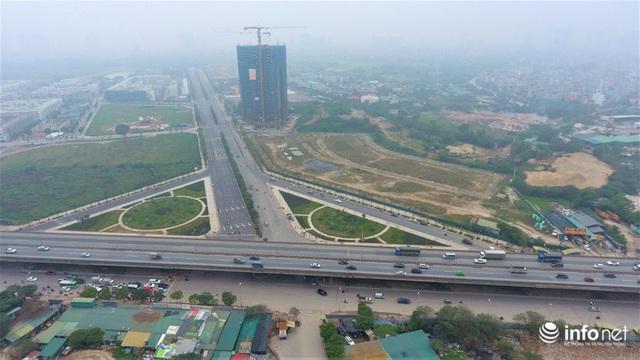 Hà Nội: Cận cảnh tuyến đường Nguyễn Xiển - Xa La nghìn tỷ vừa thông xe - Ảnh 1.