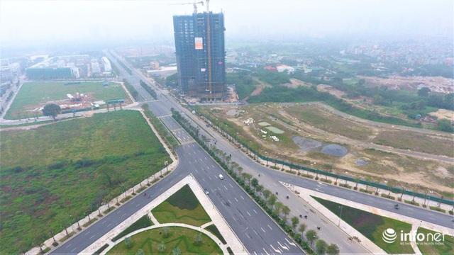 Hà Nội: Cận cảnh tuyến đường Nguyễn Xiển - Xa La nghìn tỷ vừa thông xe - Ảnh 2.