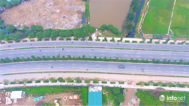 Hà Nội: Cận cảnh tuyến đường Nguyễn Xiển - Xa La nghìn tỷ vừa thông xe - Ảnh 12.