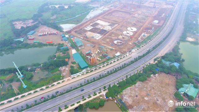 Hà Nội: Cận cảnh tuyến đường Nguyễn Xiển - Xa La nghìn tỷ vừa thông xe - Ảnh 14.
