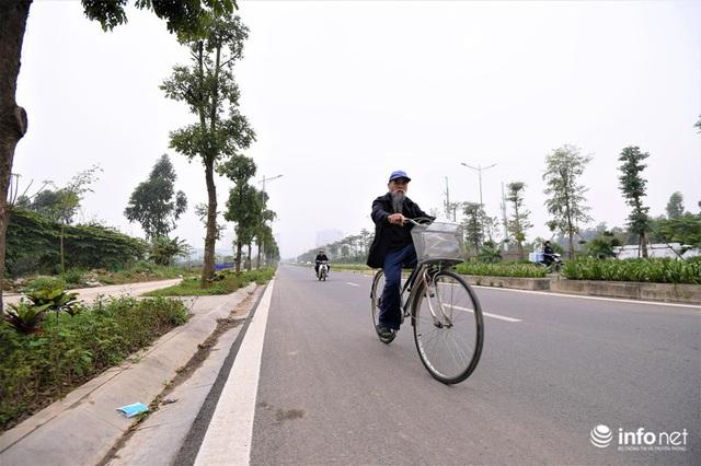 Hà Nội: Cận cảnh tuyến đường Nguyễn Xiển - Xa La nghìn tỷ vừa thông xe - Ảnh 15.