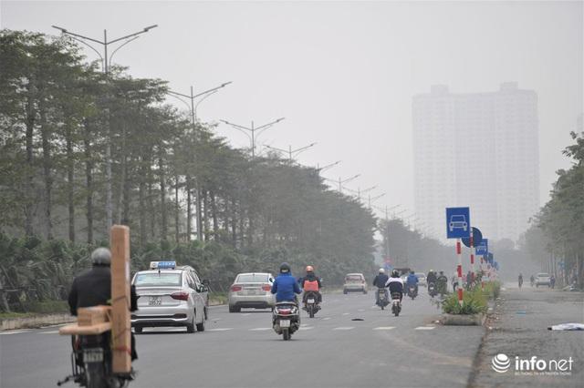 Hà Nội: Cận cảnh tuyến đường Nguyễn Xiển - Xa La nghìn tỷ vừa thông xe - Ảnh 4.