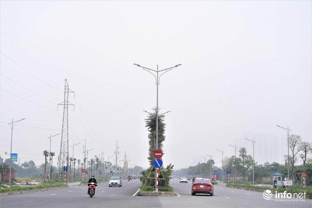Hà Nội: Cận cảnh tuyến đường Nguyễn Xiển - Xa La nghìn tỷ vừa thông xe - Ảnh 9.