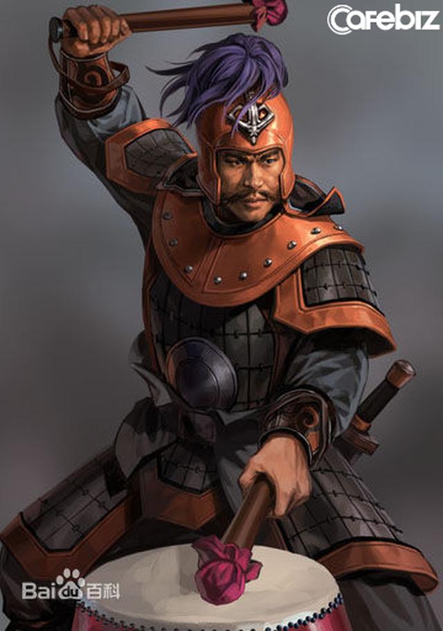 Công Tôn Toản có 3 danh tướng, Tào Tháo, Lưu Bị mỗi người sở hữu một người, người còn lại cũng lợi hại không kém - Ảnh 1.
