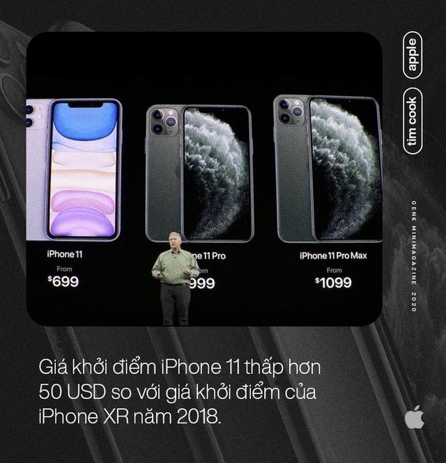 Cáo cụ Tim Cook: Không phá giá như Xiaomi hay Vsmart, mà xâm chiếm dần dần vào thị phần Android - Ảnh 1.