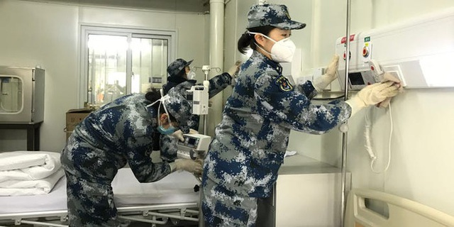 Báo chí phương Tây nghi ngờ hiệu suất thực sự của 2 bệnh viện dã chiến chống corona ở Trung Quốc - Ảnh 5.