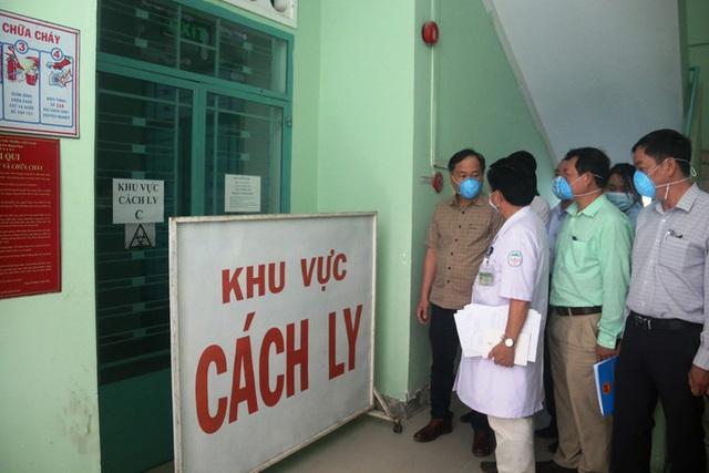 Bộ Y tế: Khánh Hoà đã đủ điều kiện công bố hết dịch Covid-19  - Ảnh 1.