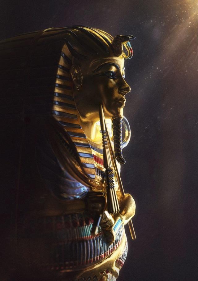 Bí mật thật sự của kim tự tháp Ai Cập và tượng Nhân Sư: Ẩn chứa thông điệp vũ trụ hiếm người biết - Ảnh 4.