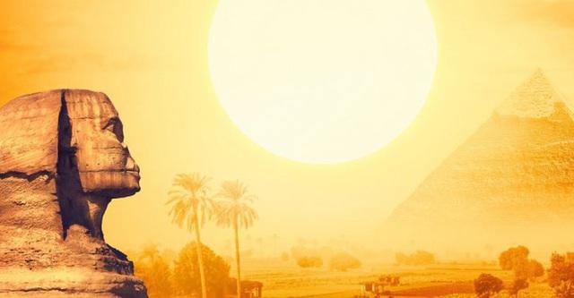 Bí mật thật sự của kim tự tháp Ai Cập và tượng Nhân Sư: Ẩn chứa thông điệp vũ trụ hiếm người biết - Ảnh 6.