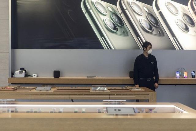Vướng dịch virus corona, Apple dự báo không đạt mục tiêu doanh thu quý 2 năm nay - Ảnh 1.