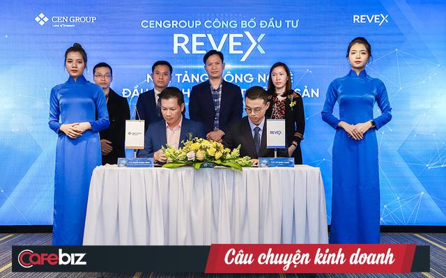 CenGroup rót 1 triệu USD vào dự án mua chung bất động sản Revex: Ứng dụng công nghệ blockchain, nhà đầu tư có 1 triệu đồng cũng góp vốn mua nhà được - Ảnh 1.