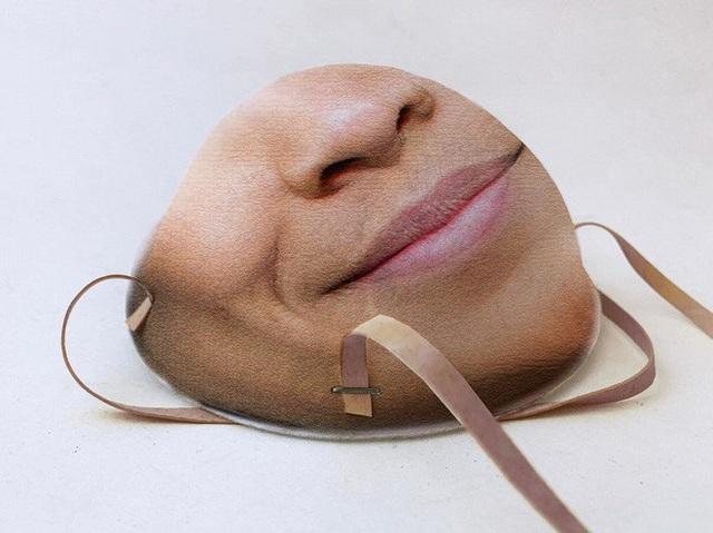 Sản xuất thành công khẩu trang tương thích với Face ID của iPhone - Ảnh 3.