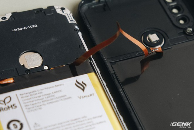 Điện thoại Vsmart Joy 3 giá rẻ và nội thất của máy - Hình 5