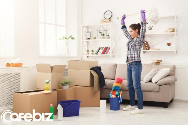 Nhà sạch thì mát, bát sạch ngon cơm: Nhà càng sạch chứng tỏ gia chủ càng thành công - Ảnh 2.
