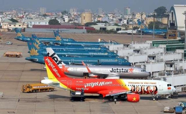 Giá vé máy bay đồng loạt giảm kỷ lục, Hà Nội – TP.HCM chỉ còn 199 ngàn đồng - Ảnh 1.