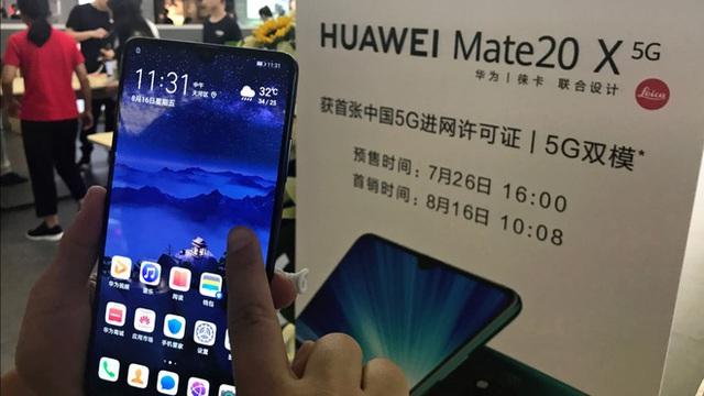 Virus corona xảy ra, người khổ nhất làng smartphone chính là Huawei - Ảnh 2.