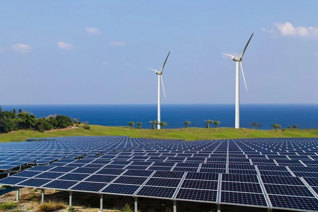 Dự án lưu trữ năng lượng tái tạo mới: cất điện trong cần cẩu tháp cao rồi sử dụng lực hấp dẫn của chính Trái Đất để tạo điện - Ảnh 1.