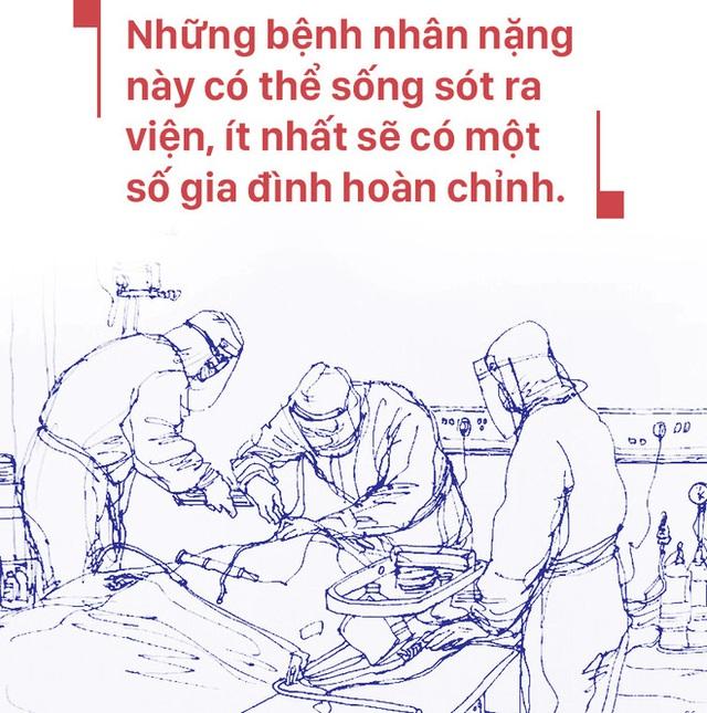 Bác sĩ ICU Vũ Hán chia sẻ chân thực: Các bệnh nhân nặng của đồng nghiệp đều tử vong, lấp đầy phòng bệnh chỉ cần 1 giờ - Ảnh 6.