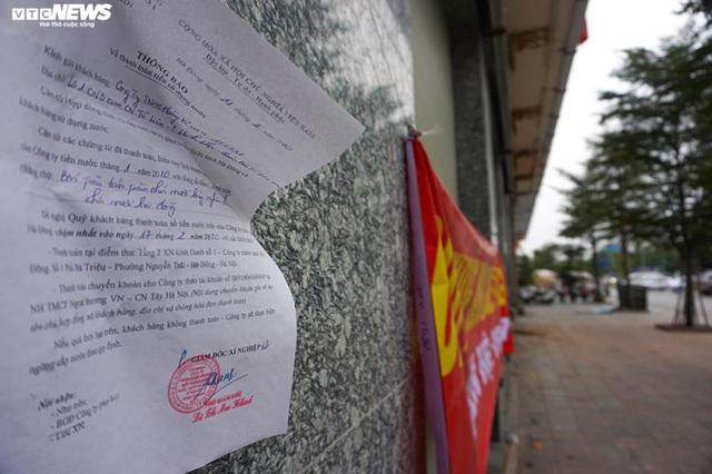 Hậu Nghị định 100 và Covid-19: Nhiều quán bia lớn ở Hà Nội đóng cửa - Ảnh 11.