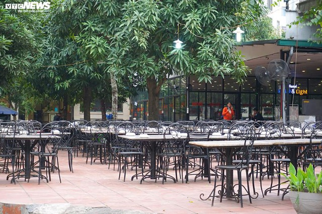Hậu Nghị định 100 và Covid-19: Nhiều quán bia lớn ở Hà Nội đóng cửa - Ảnh 14.