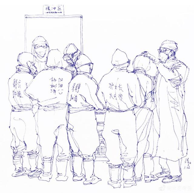 Bác sĩ ICU Vũ Hán chia sẻ chân thực: Các bệnh nhân nặng của đồng nghiệp đều tử vong, lấp đầy phòng bệnh chỉ cần 1 giờ - Ảnh 15.