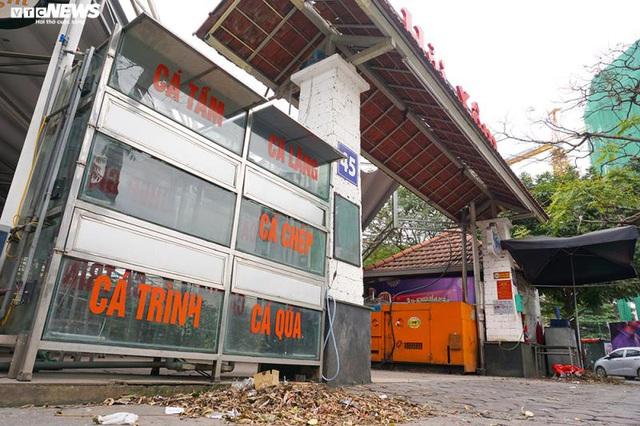 Hậu Nghị định 100 và Covid-19: Nhiều quán bia lớn ở Hà Nội đóng cửa - Ảnh 3.