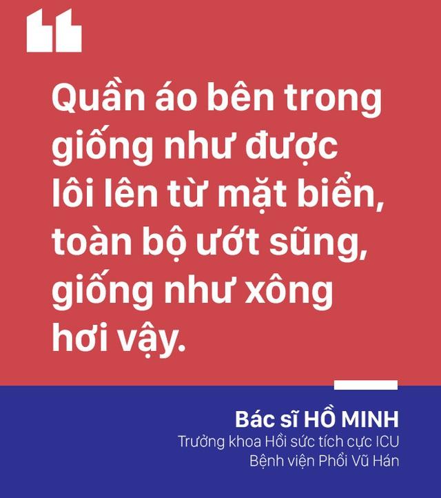 Bác sĩ ICU Vũ Hán chia sẻ chân thực: Các bệnh nhân nặng của đồng nghiệp đều tử vong, lấp đầy phòng bệnh chỉ cần 1 giờ - Ảnh 17.