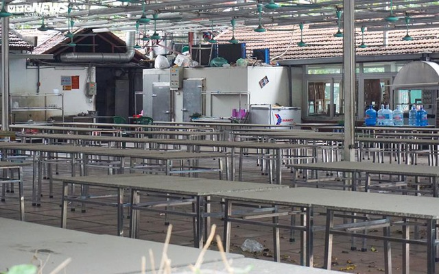 Hậu Nghị định 100 và Covid-19: Nhiều quán bia lớn ở Hà Nội đóng cửa - Ảnh 4.