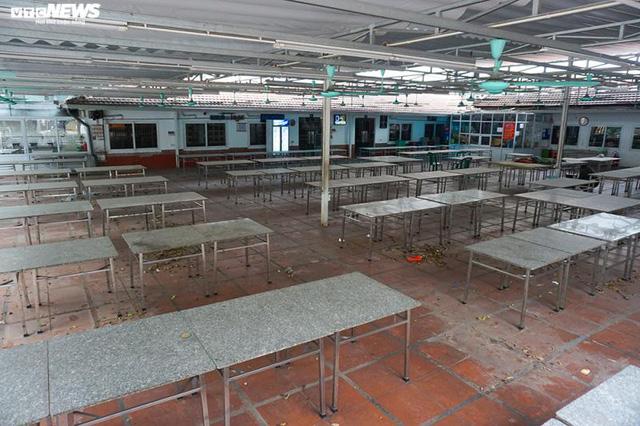 Hậu Nghị định 100 và Covid-19: Nhiều quán bia lớn ở Hà Nội đóng cửa - Ảnh 5.