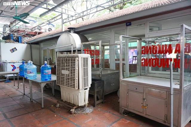 Hậu Nghị định 100 và Covid-19: Nhiều quán bia lớn ở Hà Nội đóng cửa - Ảnh 6.