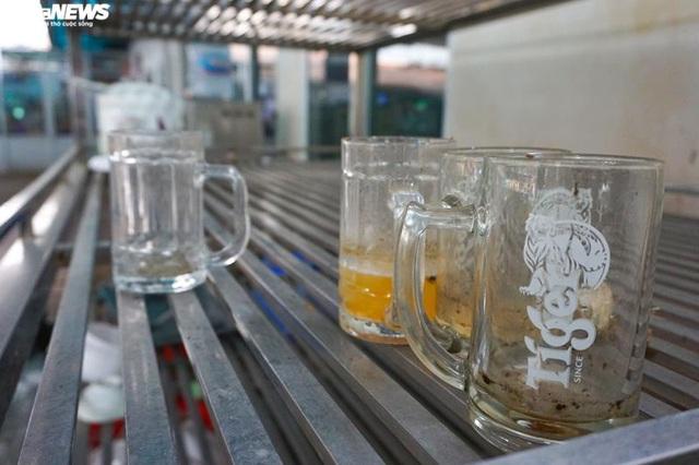 Hậu Nghị định 100 và Covid-19: Nhiều quán bia lớn ở Hà Nội đóng cửa - Ảnh 8.