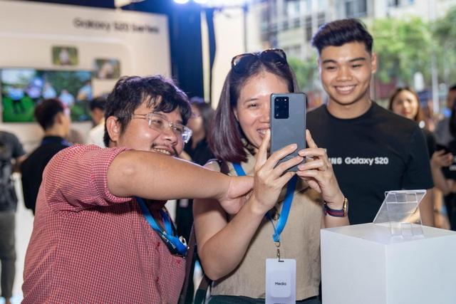 Trình làng bộ ba siêu phẩm dòng Galaxy S20, Samsung đã bắt tay những gã công nghệ khổng lồ nào? - Ảnh 1.