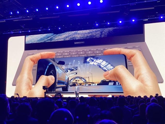 Trình làng bộ ba siêu phẩm dòng Galaxy S20, Samsung đã bắt tay những gã công nghệ khổng lồ nào? - Ảnh 2.