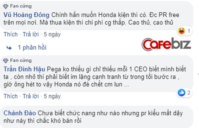 """Không sợ bị kiện, Pega tiếp tục """"cà khịa"""" Honda: Gửi """"tâm thư"""" chê thiết kế của đối thủ, tặng 10 thùng cafe Wake-up 24/7 để Honda """"tỉnh thức"""" chính mình - Ảnh 4."""