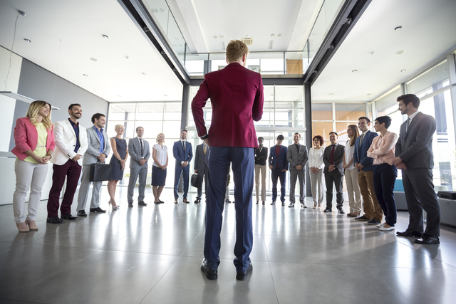 Muốn công ty luôn đạt hiệu quả cao, làm người quản lý không thể thiếu 10 đặc điểm sau - Ảnh 2.