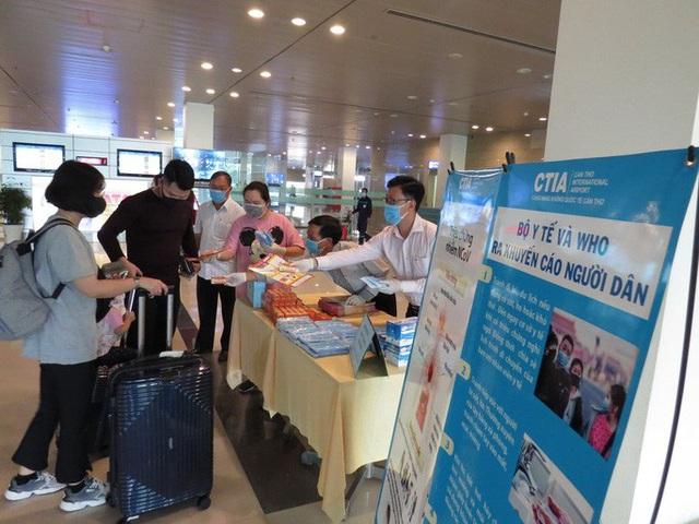 Từ 21 giờ hôm nay 26-2, hành khách Việt về từ Hàn Quốc phải cách ly tập trung 14 ngày - Ảnh 1.