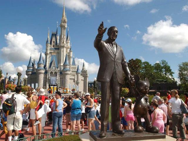 Cuộc sống của gia đình sáng lập đế chế Walt Disney - Ảnh 3.