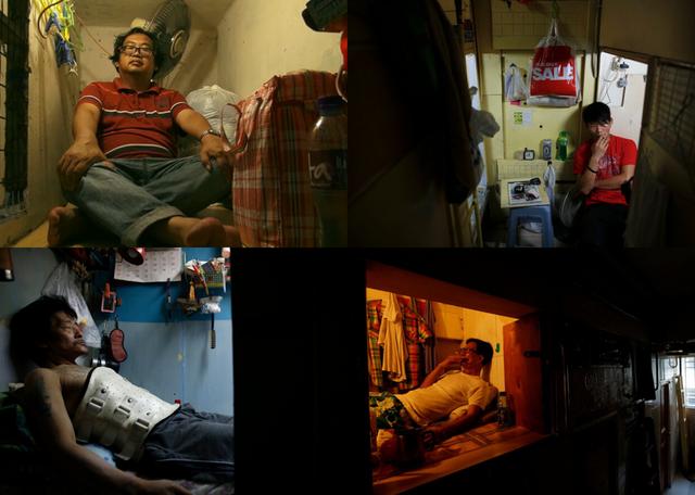 Không thể ra ngoài, hàng nghìn người nghèo Hong Kong nhốt mình trong nhà quan tài từ sáng đến đêm vì sợ virus corona - Ảnh 12.
