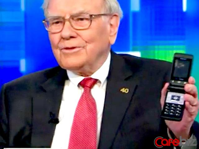 Giàu như Warren Buffett tiêu tiền kiểu gì? - Ảnh 2.
