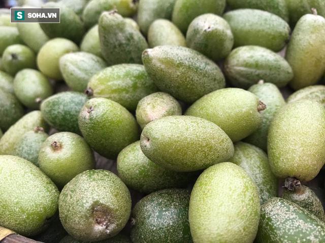 Kiếm tiền triệu mỗi ngày nhờ bán rong quả xanh đầu mùa - Ảnh 2.