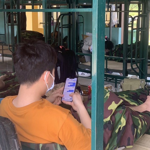 Cận cảnh bên trong khu cách ly người Việt trở về từ Daegu, vùng dịch Covid-19 của Hàn Quốc - Ảnh 10.