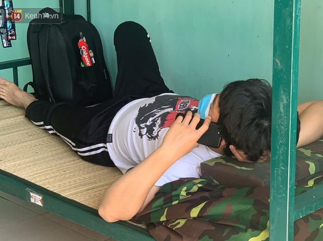 Cận cảnh bên trong khu cách ly người Việt từ tâm dịch virus Corona của Hàn Quốc về Đà Nẵng - Ảnh 9.