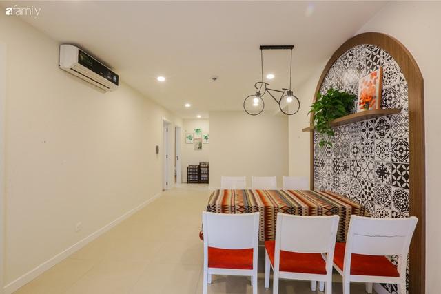 Ngắm căn hộ chung cư có view nhìn thẳng ra hồ Tây theo phong cách vintage tối giản, thoáng mát ai nhìn cũng mê - Ảnh 12.