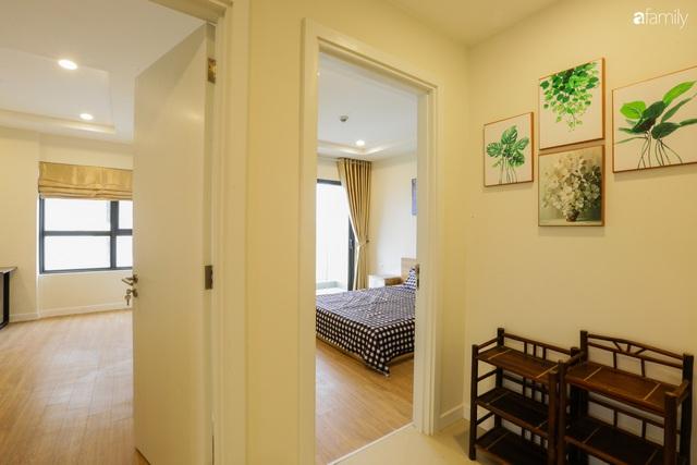 Ngắm căn hộ chung cư có view nhìn thẳng ra hồ Tây theo phong cách vintage tối giản, thoáng mát ai nhìn cũng mê - Ảnh 13.