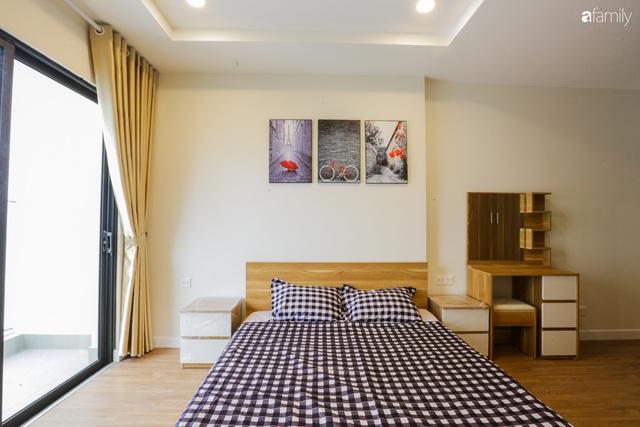 Ngắm căn hộ chung cư có view nhìn thẳng ra hồ Tây theo phong cách vintage tối giản, thoáng mát ai nhìn cũng mê - Ảnh 14.