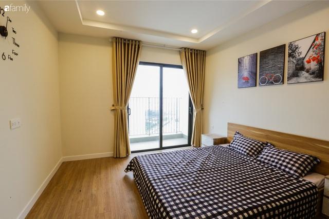 Ngắm căn hộ chung cư có view nhìn thẳng ra hồ Tây theo phong cách vintage tối giản, thoáng mát ai nhìn cũng mê - Ảnh 15.
